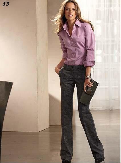 Офисная одежда для женщин.Осень-зима 2009-2010