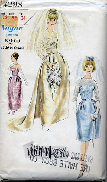 vogue-wedding-1960-evening-gown-coronet