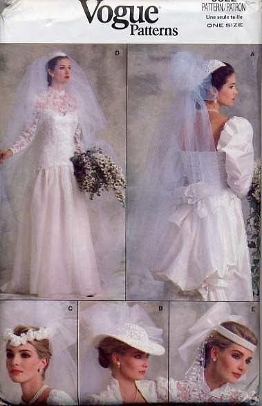 vogue-wedding-1960-gorgeous-bridal-veils