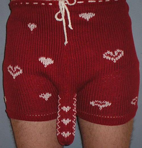 Мужское эротичное белье. Не для слабонервных.